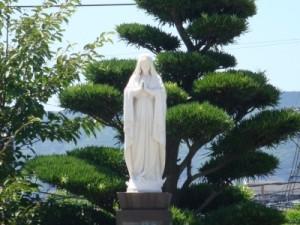 浦上天主堂聖母像