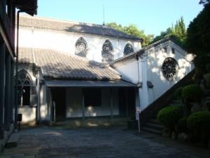 大浦天主堂側面