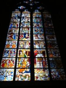 聖ペトロとエッサイの窓