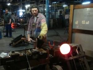 ランバーツガラス工場