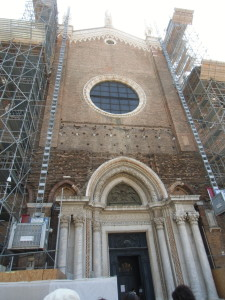 サンティ・ジョヴァンニ・エ・パオロ教会