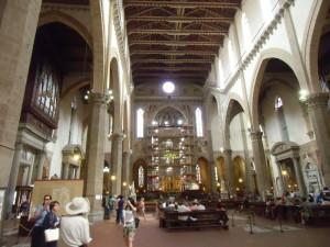 サンタ・クローチェ教会