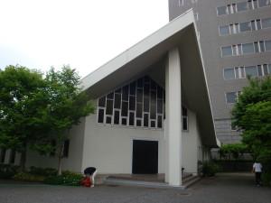 カトリック潮見教会