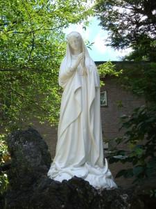 山手カトリック教会聖母マリア