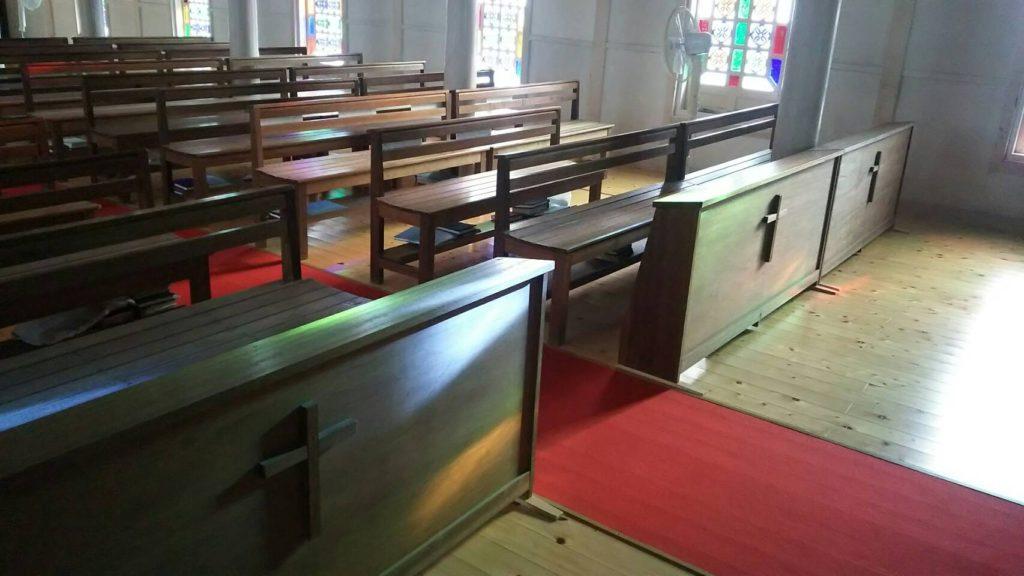 カトリック貝津教会