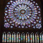 ノートルダム大聖堂のバラ窓